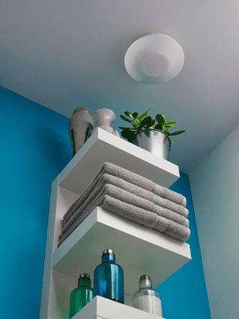 fürdőszoba szellőztetés