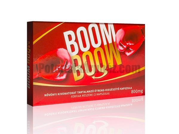 boom boom kapszula