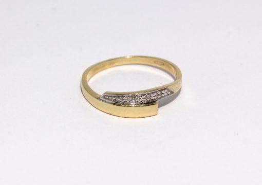 arany gyűrű női